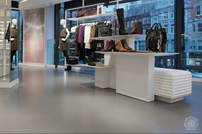 certified shop floor sensos store floors are in line with th