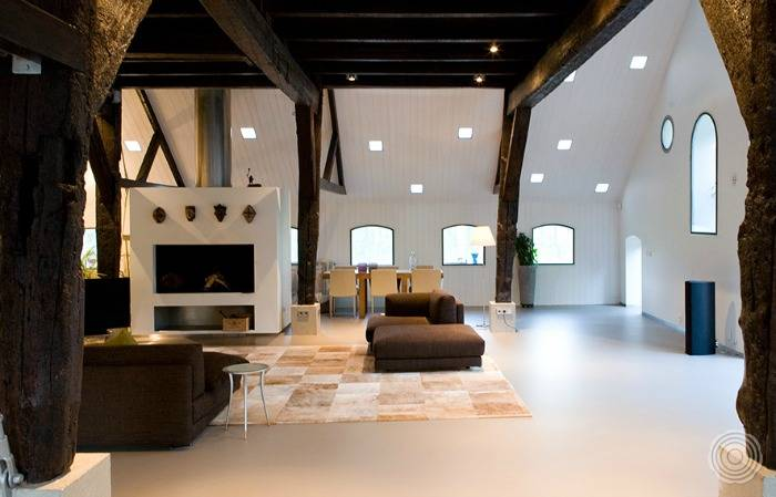Resin floors: unity in your interior senso resin flooring