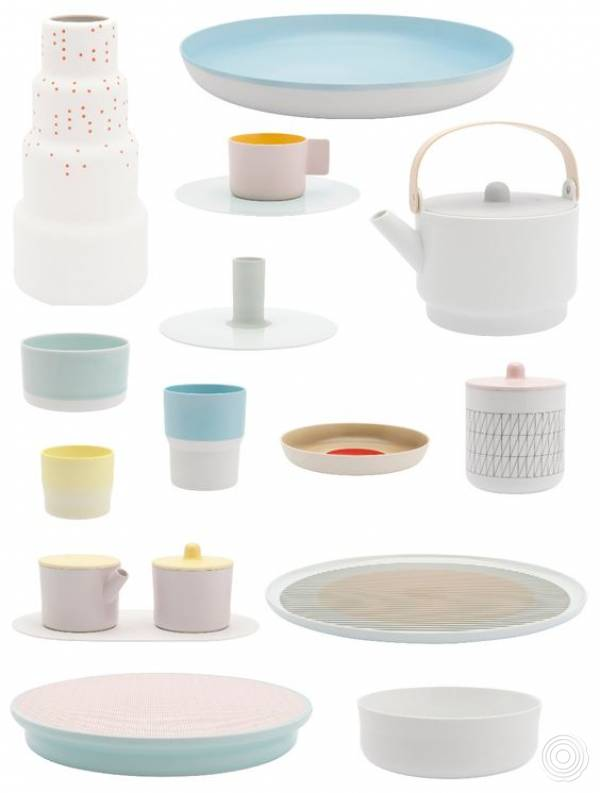 Colour Porcelain by Scholten Baijings
