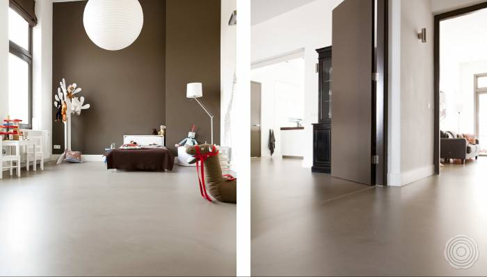Learn more about the benefits of our seamless floor