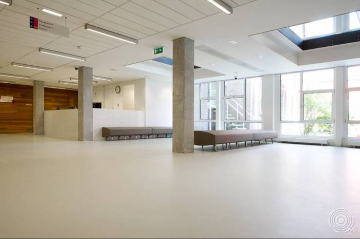 the ideal running sound senso school floors reduce impact an